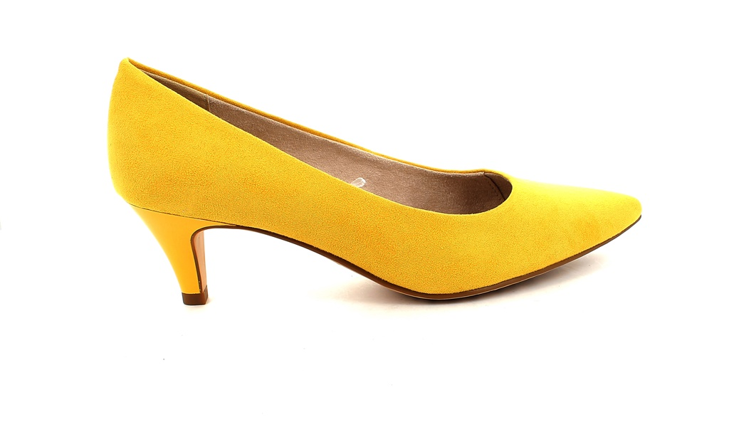 Tamaris sárga magassarkú 22415 22 602