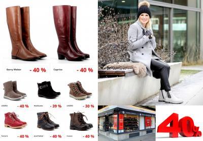 Végső árzuhanás a Valentina Cipőboltokban és webáruházunkban!